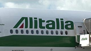 Alitalia: госпомощь с возвратом